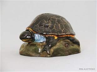 312: Kilgore The Turtle Mechanical Bank
