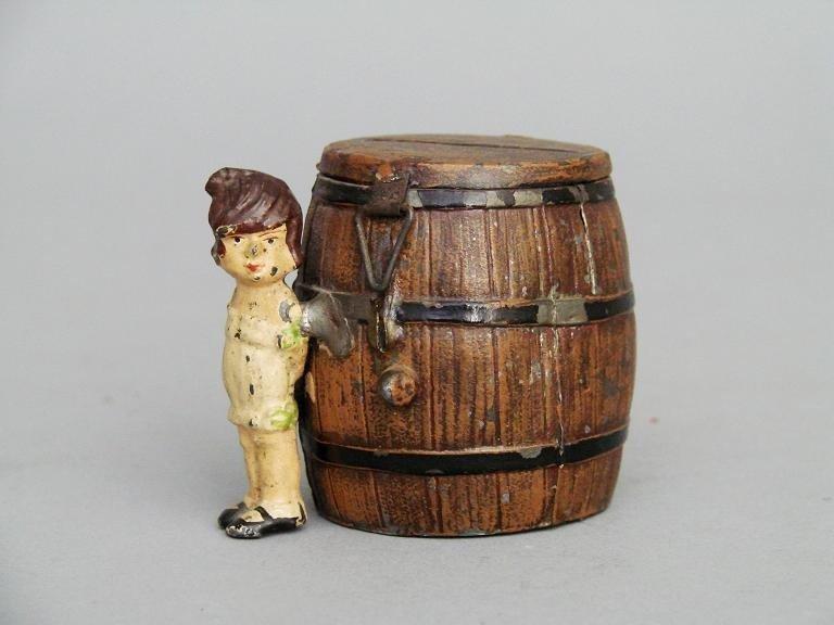 2: Girl by Barrel