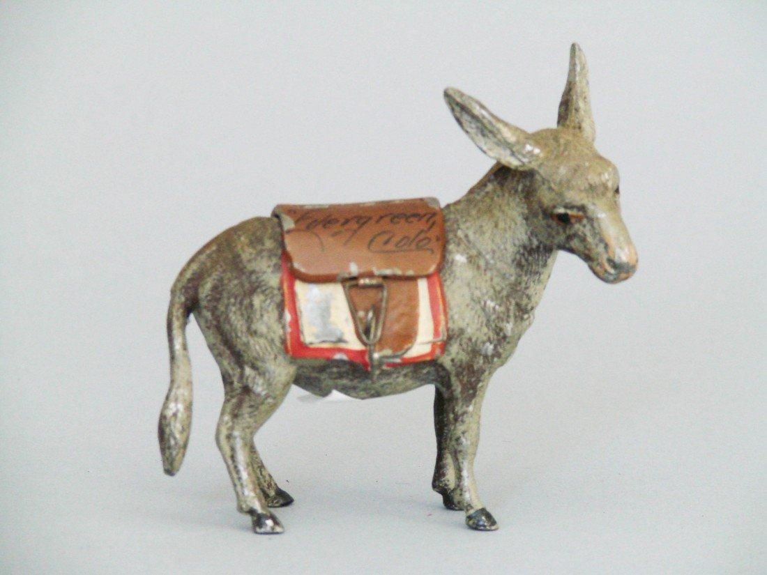 4: Donkey Looking Right