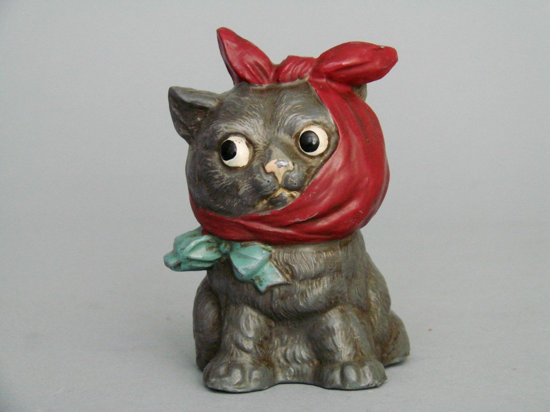 9: Cat with Toothache