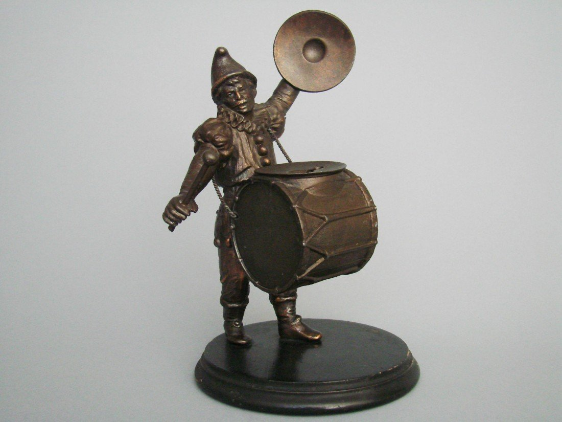 20: One Man Band Musician (Harlequin)