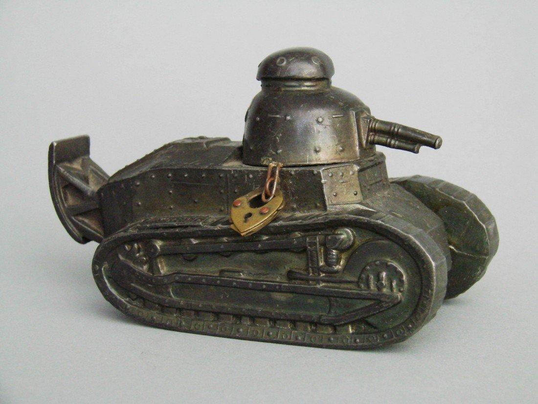 23: German Tank