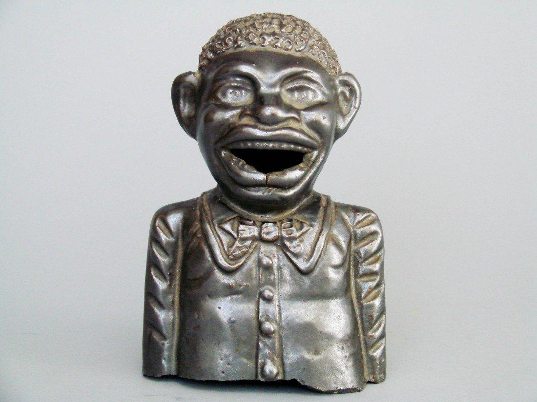 49: Bendigo Pottery Jolly Nigger