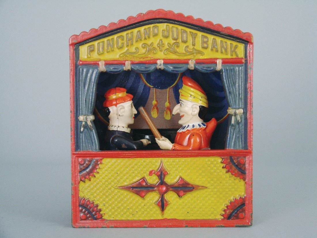 464: Punch And Judy - Large Letters
