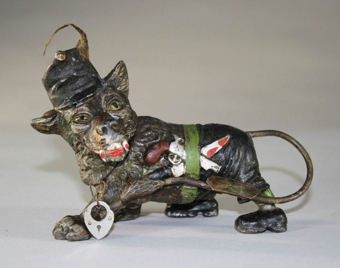 10: The Pirate Wolf Spelter Bank
