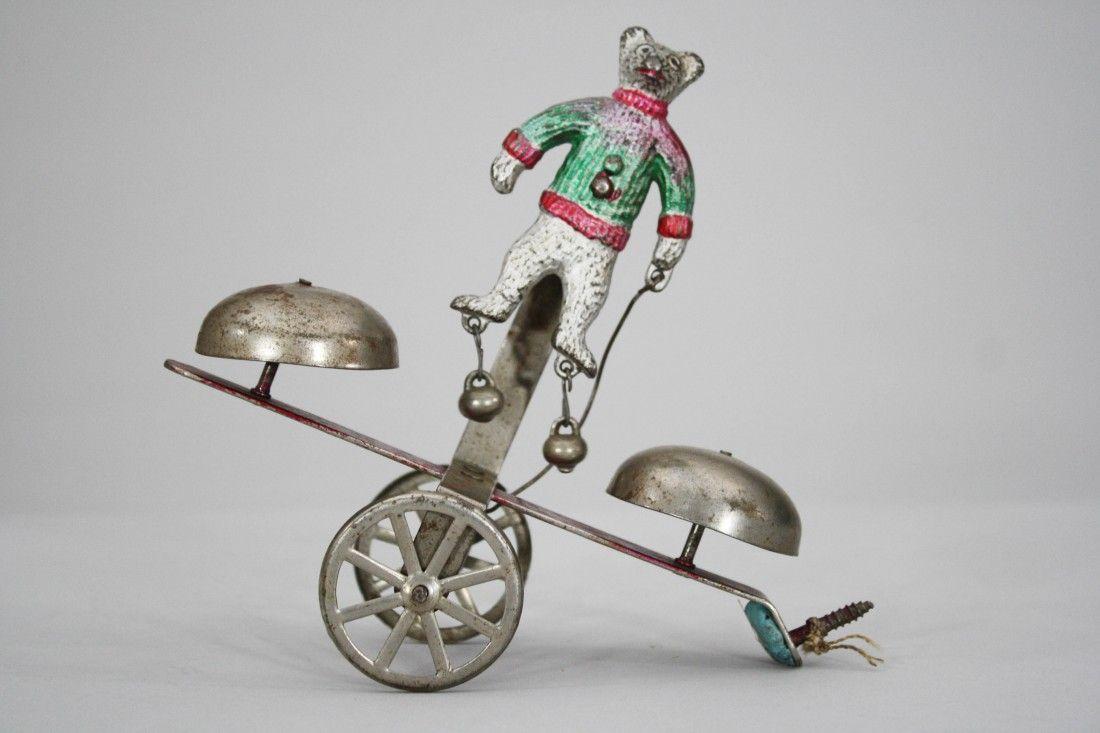 311: Teddy Bear Bell Toy