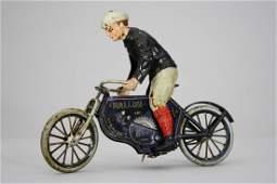 402: Lehmann Halloh Motorcycle