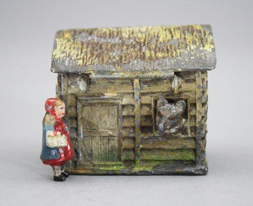 5: Little Red Riding Hood Still Bank