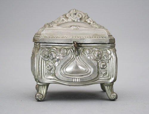 18: Dresser Silver Lead Bank