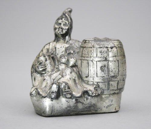 20: Munich Girl Silver Lead Bank
