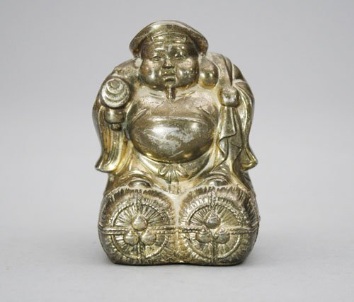 "22: Daikoku ""God of Wealth"" Bank"
