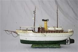 "341: Jolanda"" Riverboat – Large Marklin"