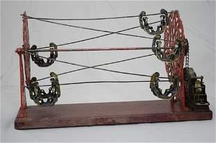 439: Gondola Amusement Park Ride, Clockwork
