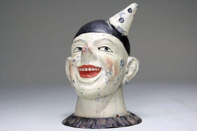 9: Clown Bust Still Bank