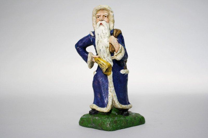 12: Santa with Pack Still Bank