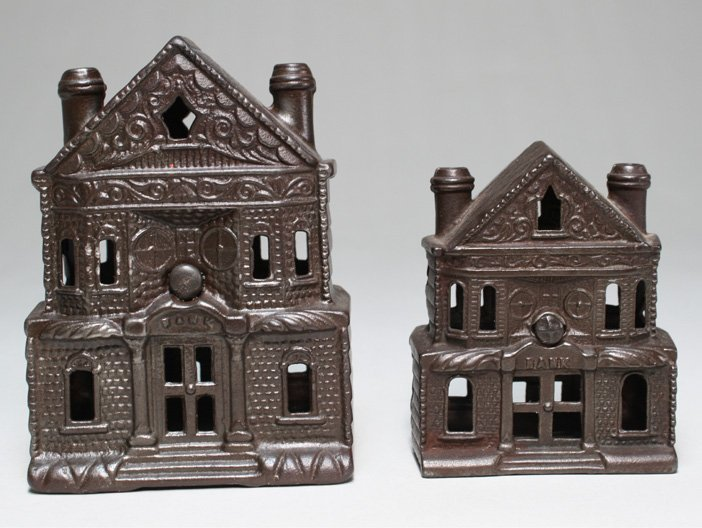 Lot: Victorian House - Small and Large