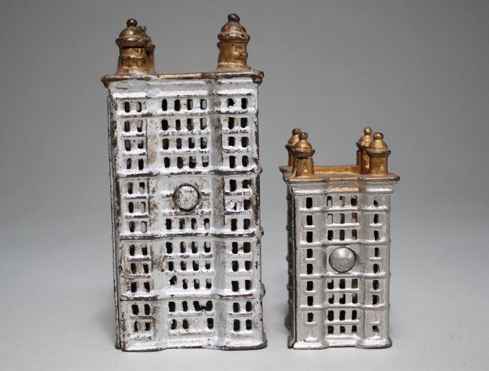 Lot: Skyscraper - Tiny and Medium