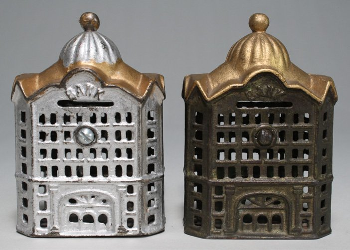 Lot: Dome Buildings - Medium