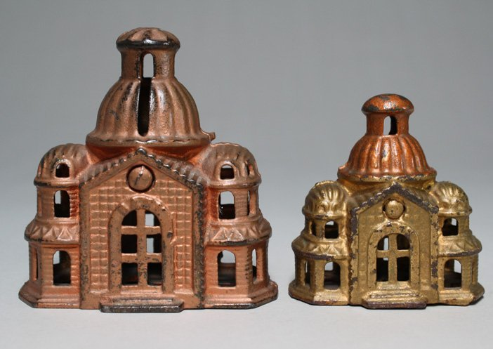 Lot: Domed Mosques - Small and Medium