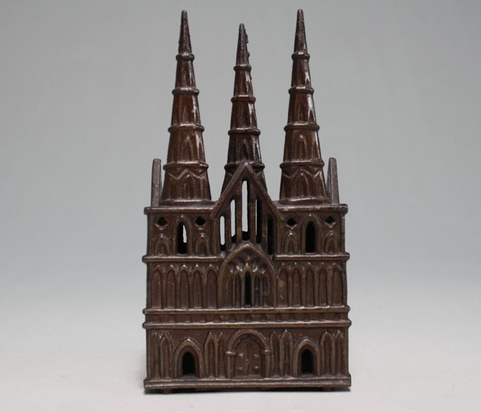 Litchfield Cathedral - Pointed Spires