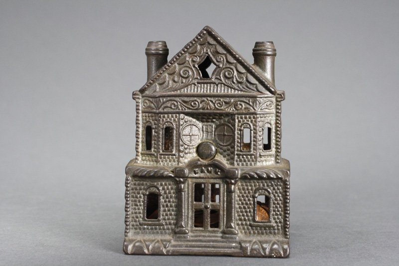 Victorian House – Large Still Bank