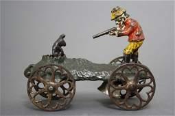 Rabbit Hunter Bell Toy N N Hill