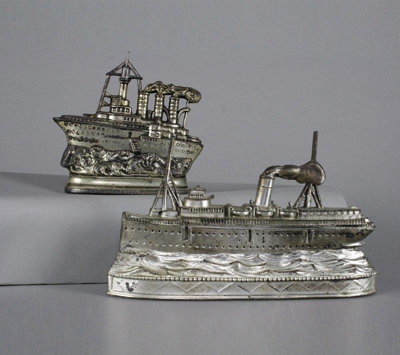 Two Ocean Liners