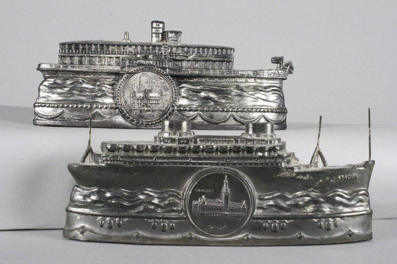 Souvenir River Boats