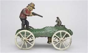 Rabbit Hunter Bell Toy