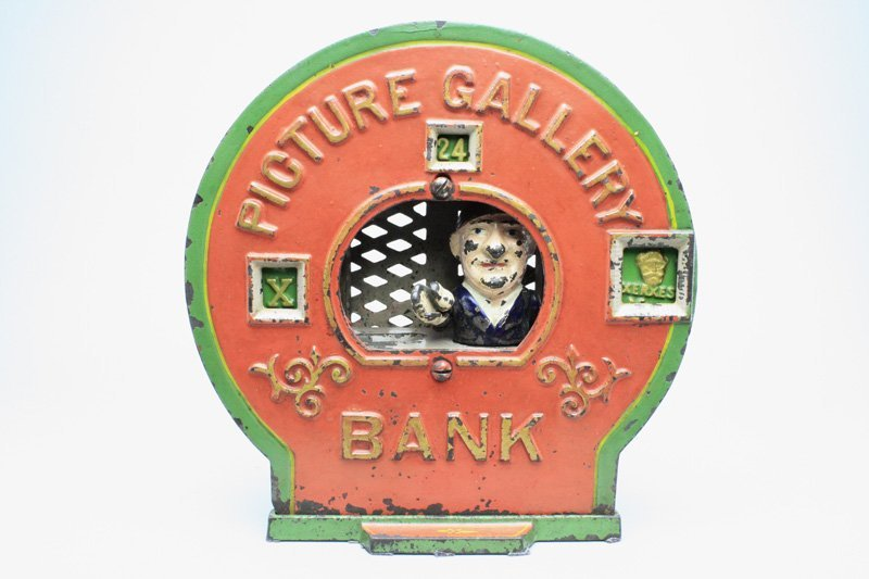 Picture Gallery Bank