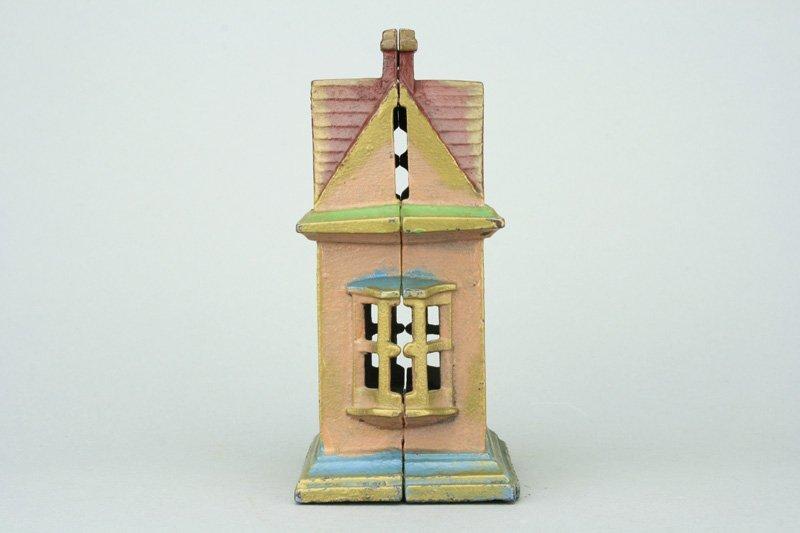 House with Bay Windows Intermediary Size