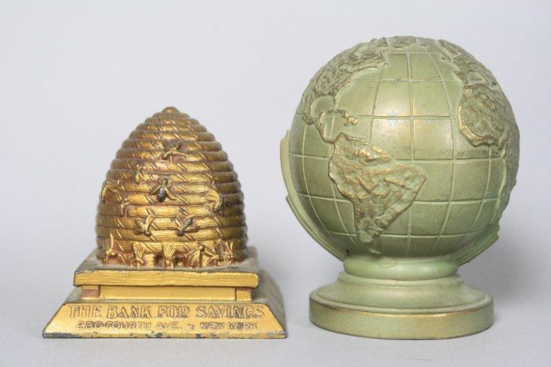 Beehive Savings Bank / Globe Still Bank