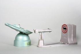 Flying Saucer / Atomic Bank Mechanical Bank