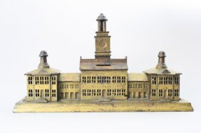 Independence Hall, 3 In 1, Small Architectural Bank