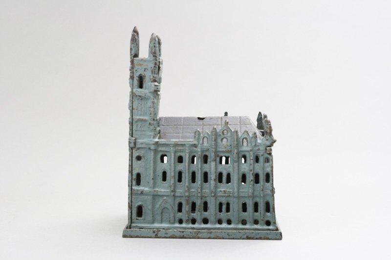 Medium Masonic Temple Architectural Bank