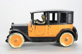 Yellow Cab Cast Iron