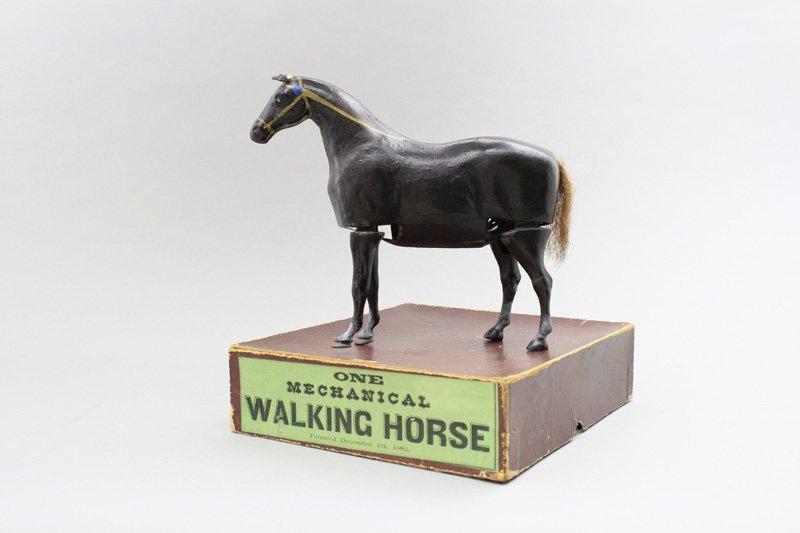 Mechanical Walking Horse