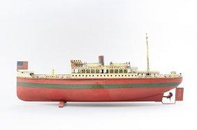 Ocean Liner Fleishmann
