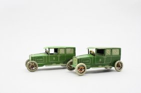 Two Sedans E. P. Lehmann