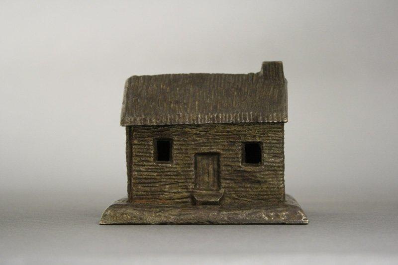Log Cabin - Chimney Right