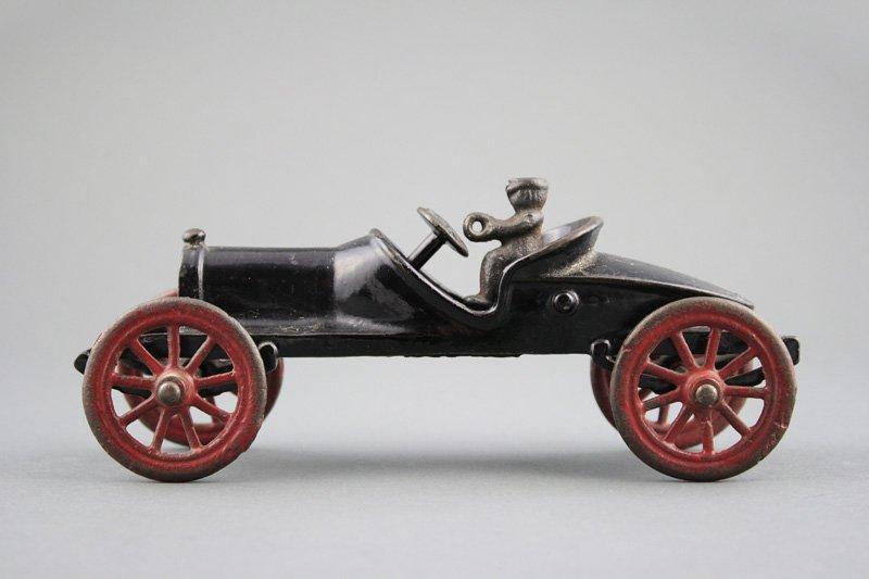 Early Racing Car