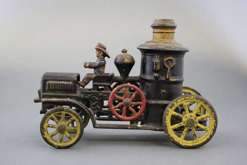 Early Steam Pumper