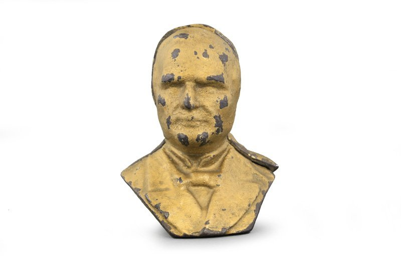 William McKinley Bust