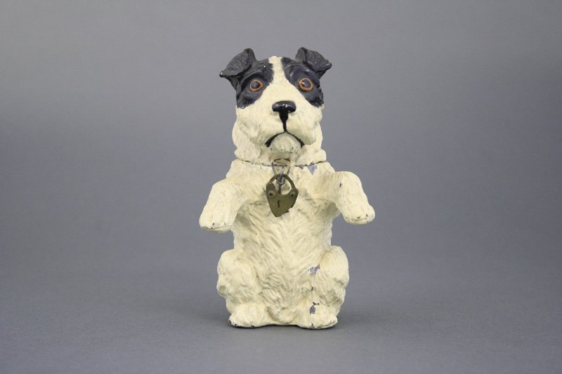 Seated Terrier
