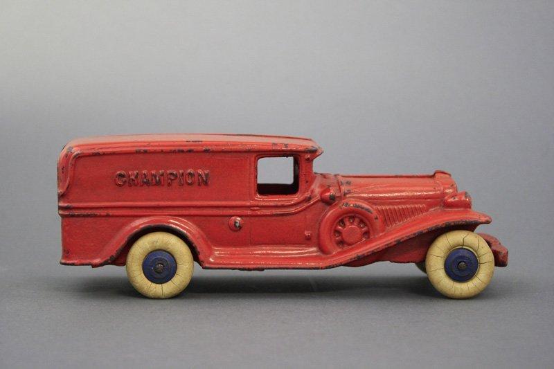 Champion Panel Truck