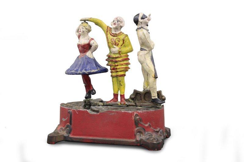 Clown, Harlequin & Columbine - 2nd Casting