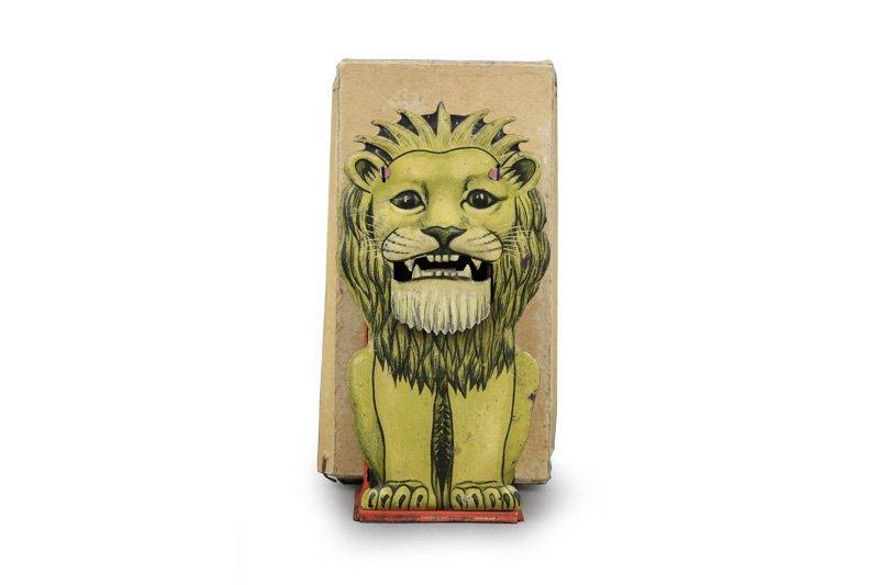 British Lion with Original Box