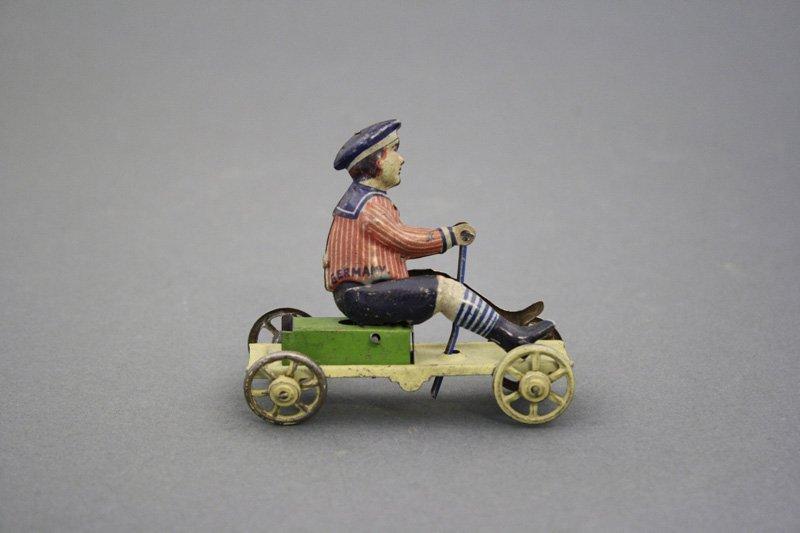 Irish Mail Penny Toy
