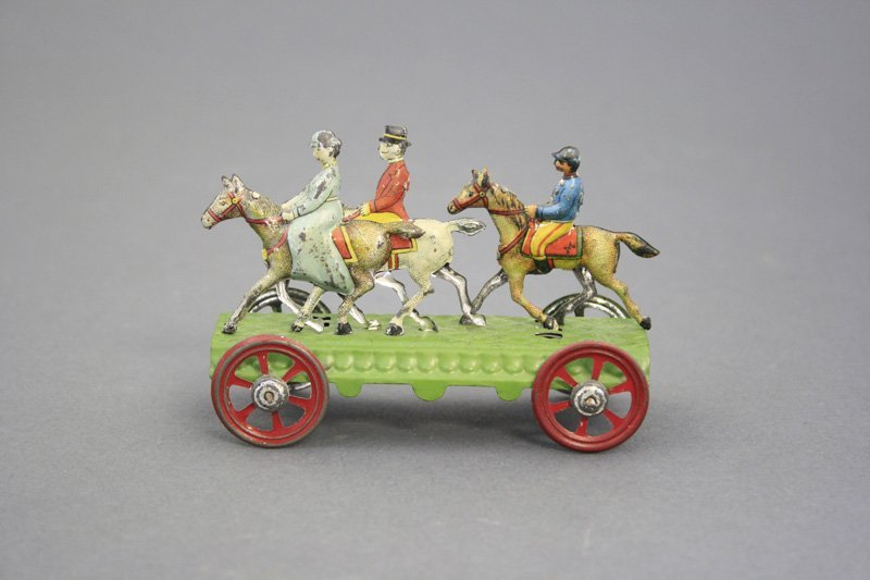 Equestrian Penny Toy