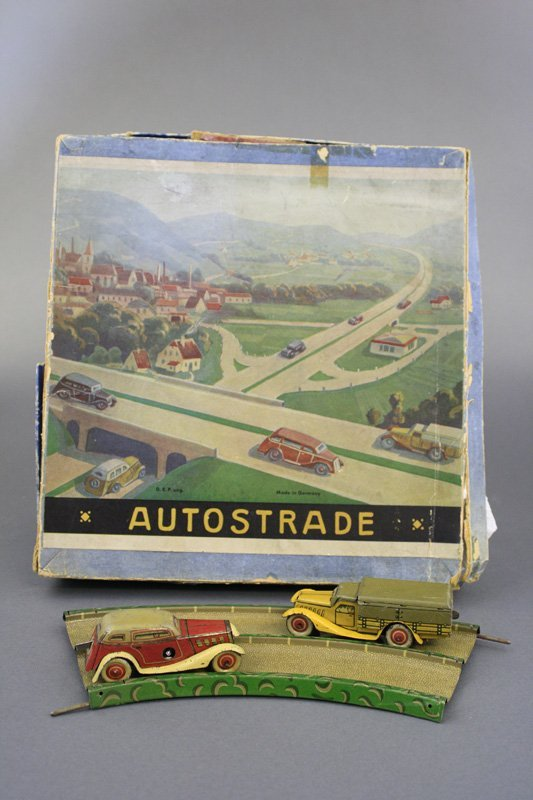 Autostrade with Box